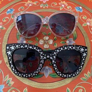 Accessories - Fun sunglasses! (2 pair)